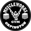MuscleWorks Gym Orpington Logo